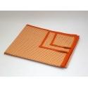 Ubrus, napron, prostírky - Piko 04 oranžová