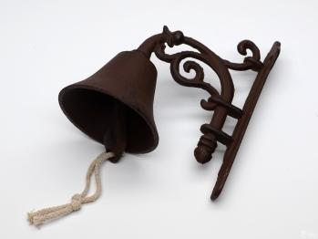 Zvonek - litina