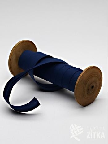 Lemovka založená modrá