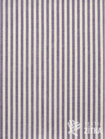 Kanafas fialový drobný proužek 0,4 cm