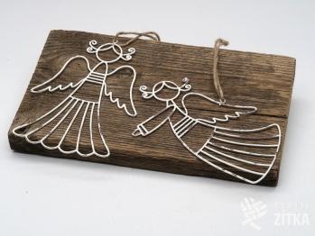 Anděl s culíky