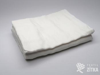 Lněné povlečení - bílé