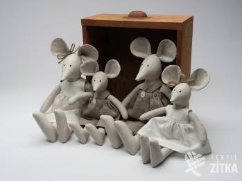 Myš lněná