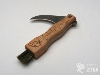 Nůž na houby