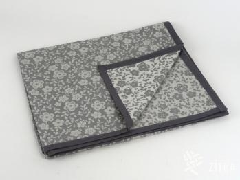 Ubrus, napron, prostírky - Sára 790 šedá