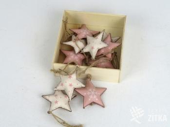 Hvězdičky starorůžové