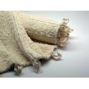 Ručně tkaná rohož 60 x 200 cm
