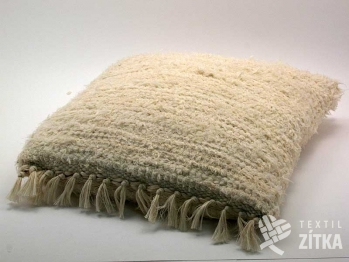 Ručně tkaný polštář 40 x 40 cm