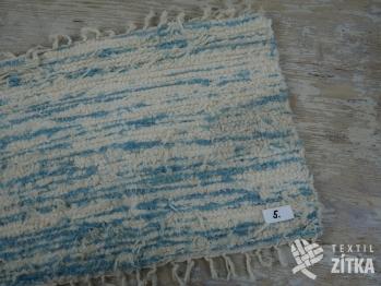 Ručně tkaný koberec č. 5 - 60 x 45 cm