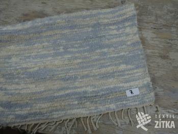 Ručně tkaný koberec č. 7 - 60 x 55 cm