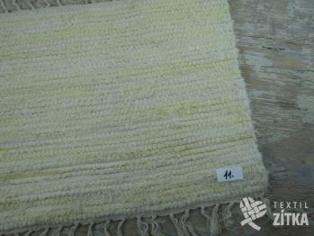 Ručně tkaný koberec č. 11 - 60 x 45 cm