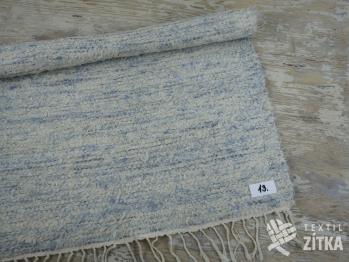 Ručně tkaný koberec č. 13 - 60 x 65 cm