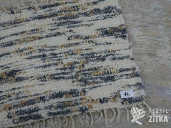 Ručně tkaný koberec č. 14 - 60 x 50 cm
