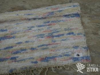 Ručně tkaný koberec č. 16 - 60 x 60 cm