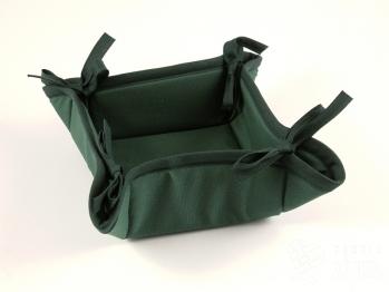 Košíček Uni zelená