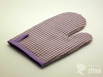 Chňapka Piko 04 fialová