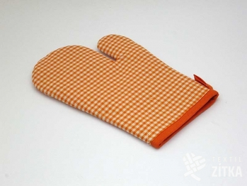 Chňapka Piko 04 oranžová