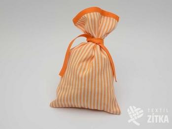 Pytlík Pruh 04 oranžová